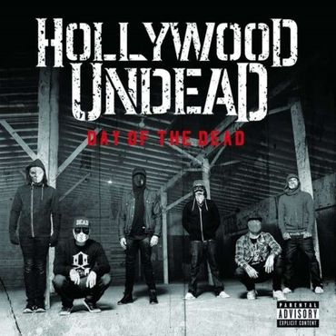 HOLLYWOOD UNDEAD - DAY OF THE DEAD CD NEU