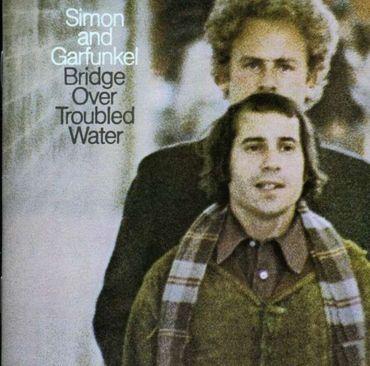 SIMON & GARFUNKEL - BRIDGE OVER TROUBLED WATER CD NEU