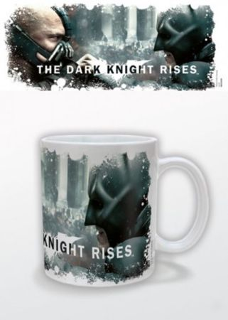THE DARK KNIGHT RISES (MASK) TASSE NEU