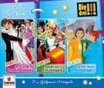 DIE DREI !!! - BOX 10 FOLGEN 28 - 30 3CD NEU