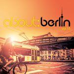 ABOUT: BERLIN VOL: 16 VINYL 4LP NEU