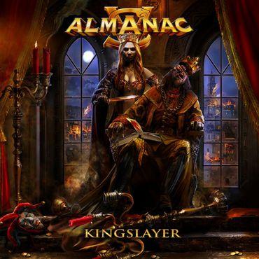 ALMANAC - KINGSLAYER CD + DVD  NEU