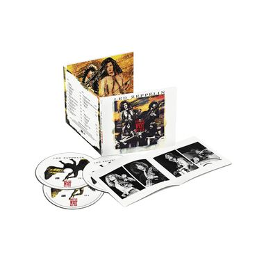LED ZEPPELIN - HOW THE WEST WAS WON REMASTERED 3CD NEU