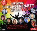DIE NEUE SCHLAGER PARTY VOL.5 (2018) 3CD BOX NEU