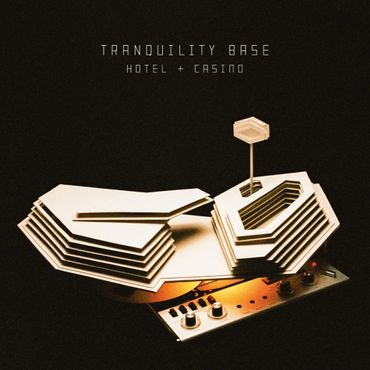 ARCTIC MONKEYS - TRANQUILITY BASE HOTEL & CASINO CD NEU