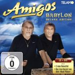 AMIGOS - BABYLON (DELUXE EDITION) CD + DVD NEU