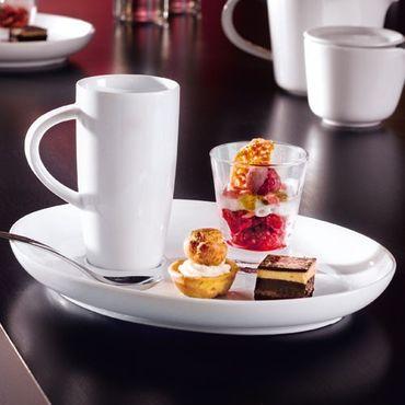 Voldo 6-er MINI Glas CITA Gefäß Becher Schale  Fingerfood Dipps Tapas Marmelade - Buffet Party Bar Snacks Gastro -  100-918