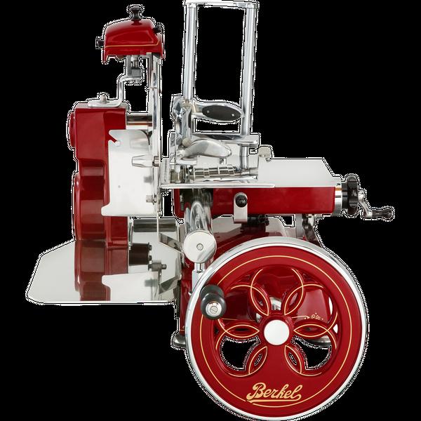 Berkel Tribute rot Original Prosciutto Schneidemaschine – Bild 2