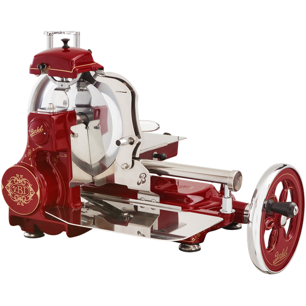 Berkel Tribute rot Original Prosciutto Schneidemaschine – Bild 1