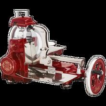 Berkel Tribute rot Original Prosciutto Schneidemaschine