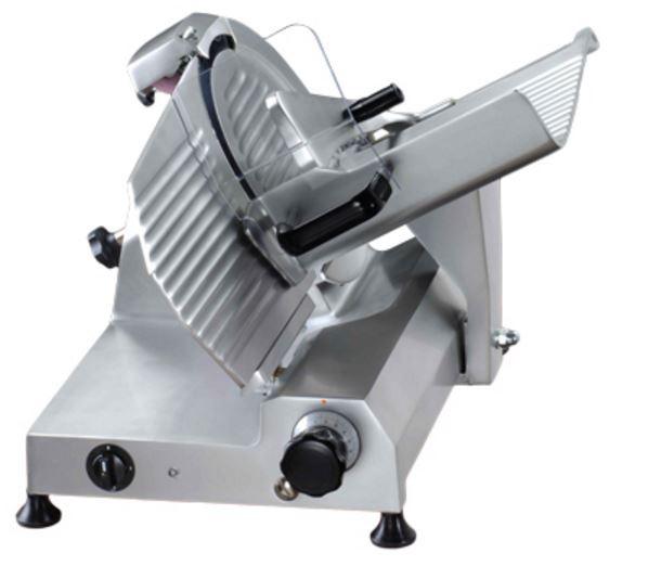 Slicer F300I SILBER - Aufschnittmaschine Allesschneider