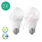 Leuchtmittel-LED Bulb 2 Stück V-TAC E27 VT-1853 10 Watt E 27 kaltweiß 806 lm 001