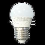 E27 LED Bulb Glühlampe 6W Abstrahlwinkel 180 Grad, Nicht dimmbar, Warmweiß   [Energieklasse A+] 001