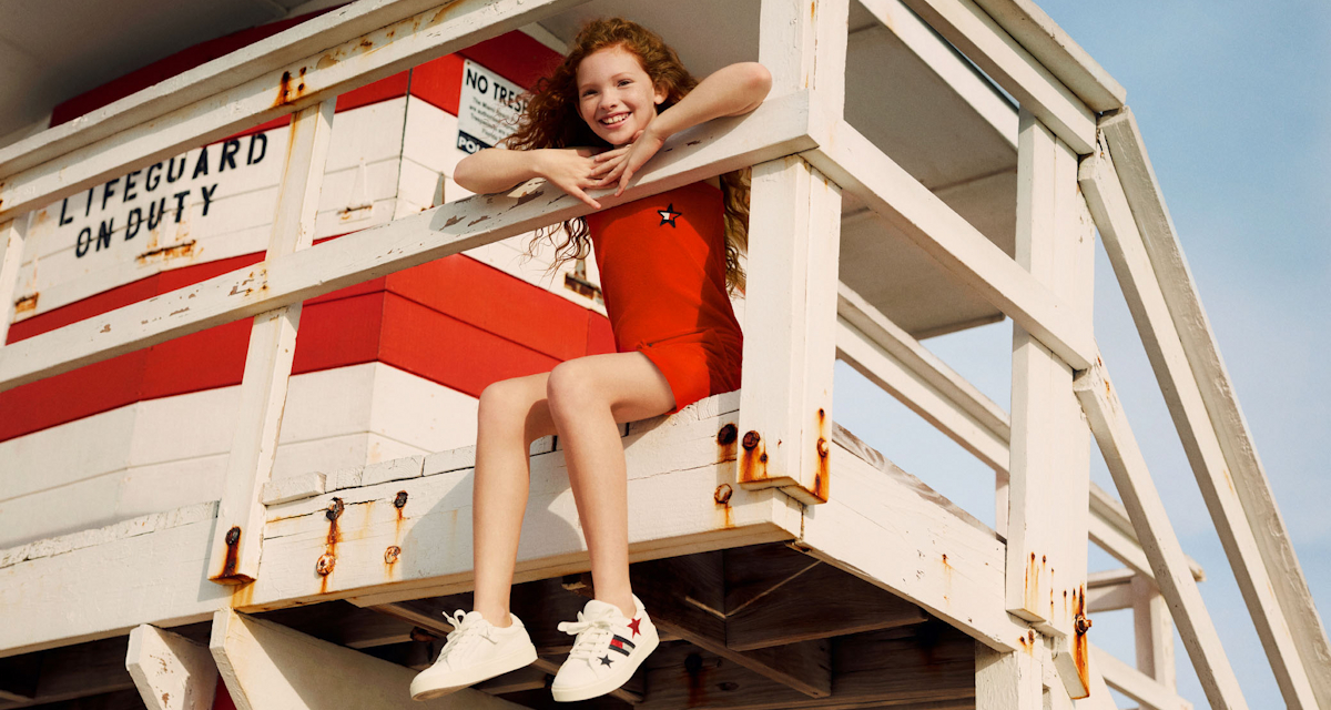 Tommy Hilfiger - Kinder Schuhe!