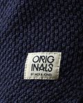 Jack & Jones Pullover Stehkragen Damon Knit Pack 12082803 Peacoat (blau) [2]