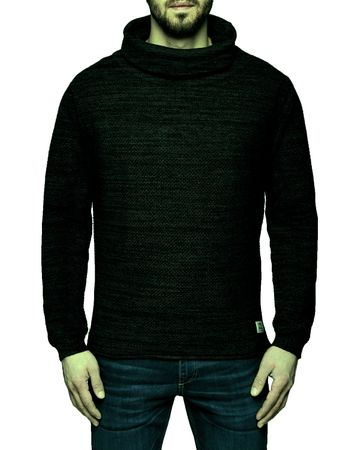 Jack & Jones Pullover Stehkragen Pulli Sweat-Shirt Strick Winter