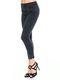 Only Damen Jeans onlRoyal Skinny Zip An Pim 601 schwarz 15122672 2