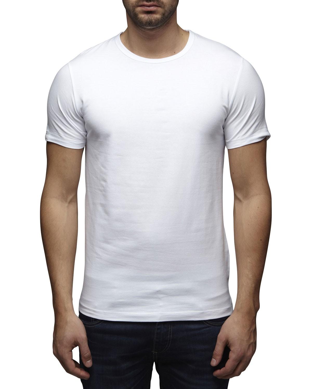 885322490d1658 Jack   Jones Herren T-Shirt uni Basic Rundhals Tee kurzarm schwarz grau  weiß NEU