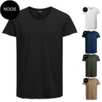 Jack & Jones Herren T-Shirt Basic Rundhals Tee 12115979 001
