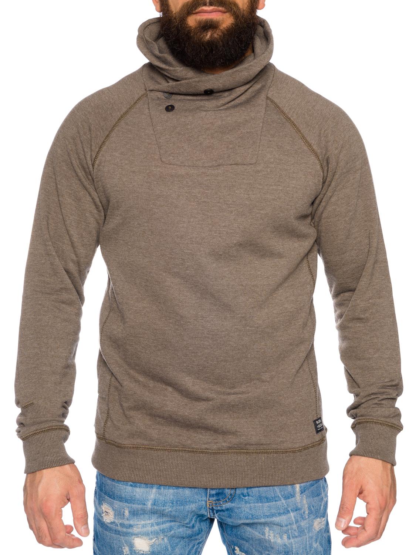 blend herren pullover s m l xl xxl schalkragen hoodie. Black Bedroom Furniture Sets. Home Design Ideas