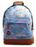 MIPAC Rucksack Tasche Bagpac 740213 rot blau schwarz Stars [8]