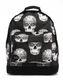 MIPAC Rucksack Tasche Bagpac 740213 rot blau schwarz Stars 6