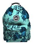 HYPE Rucksack Tasche Backpack 096 blau schwarz lila grün [10]