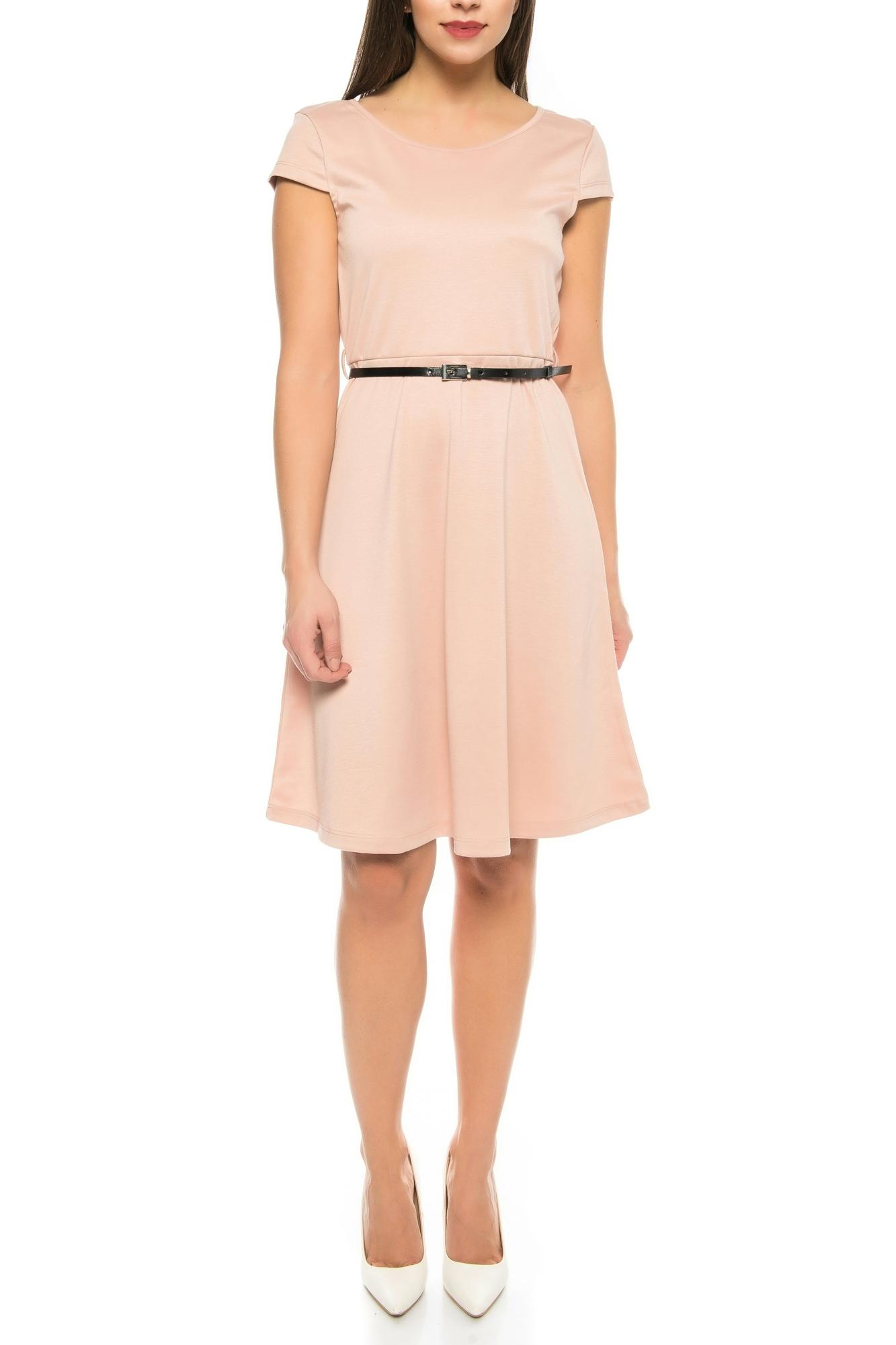 details zu vero moda damen kleid kurzarm xs s m l xl gürtel knielang rosa  schwarz weiß neu