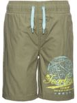 Name it Nitzak Kinder Bade-Shorts-Hose 13137453 blau grün [4]