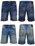 ONLY & SONS Herren Jeanshose Onsloom Shorts Bermuda-Kurze Jeans-Hose-Pant- 30-36 [1]
