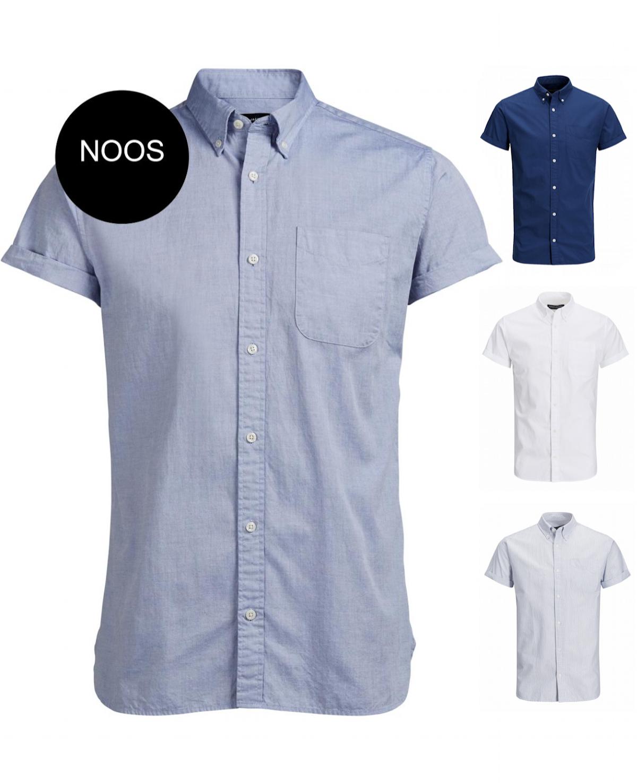 jack jones herren kurzarm hemd jprkevin shirt 12116269 herren hemden. Black Bedroom Furniture Sets. Home Design Ideas