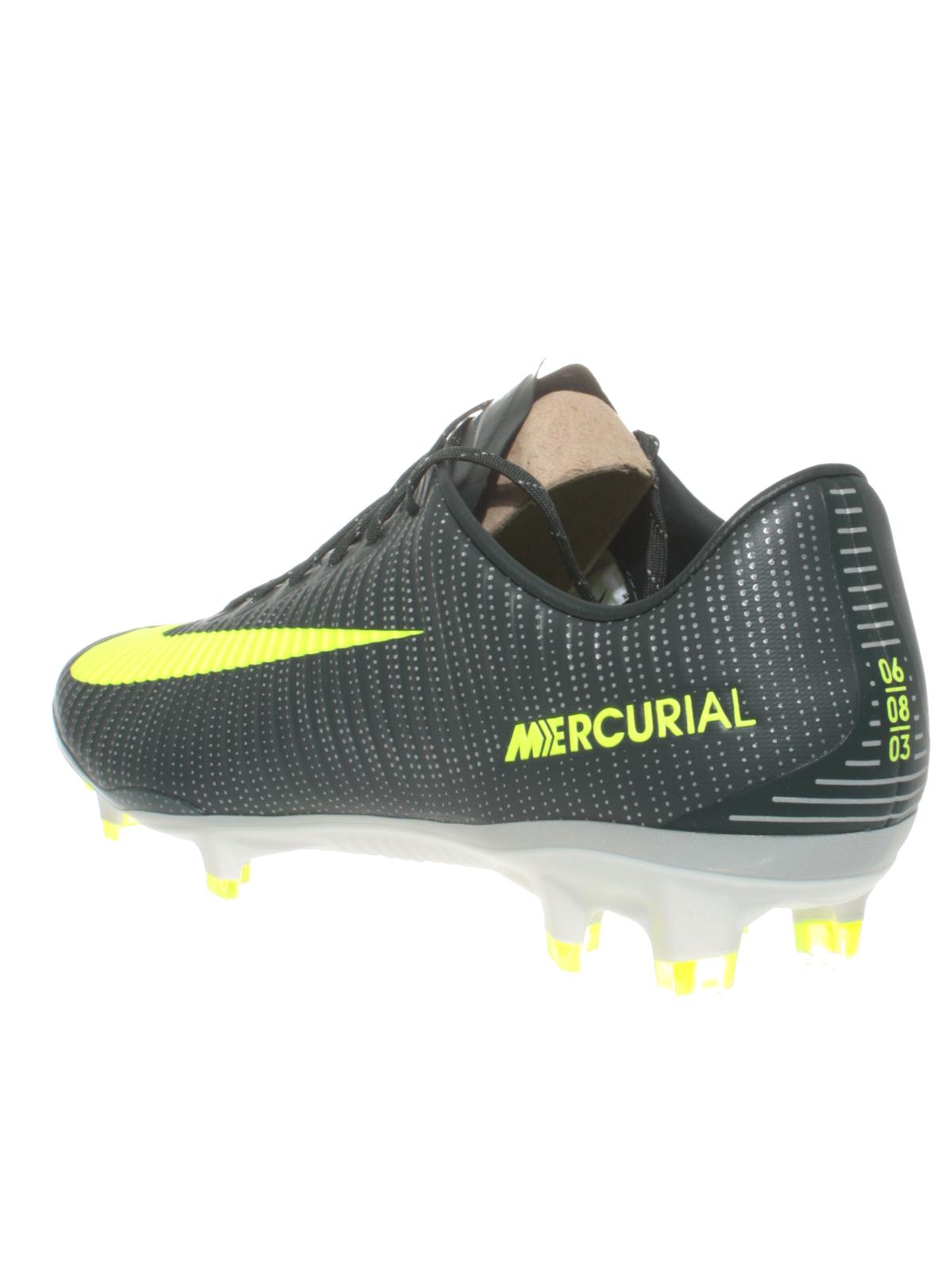 the best attitude 10c29 905ca Nike CR7 Herren Fußballschuhe Mercurial Vapor XI FG Ronaldo Fußball Schuhe  NEU