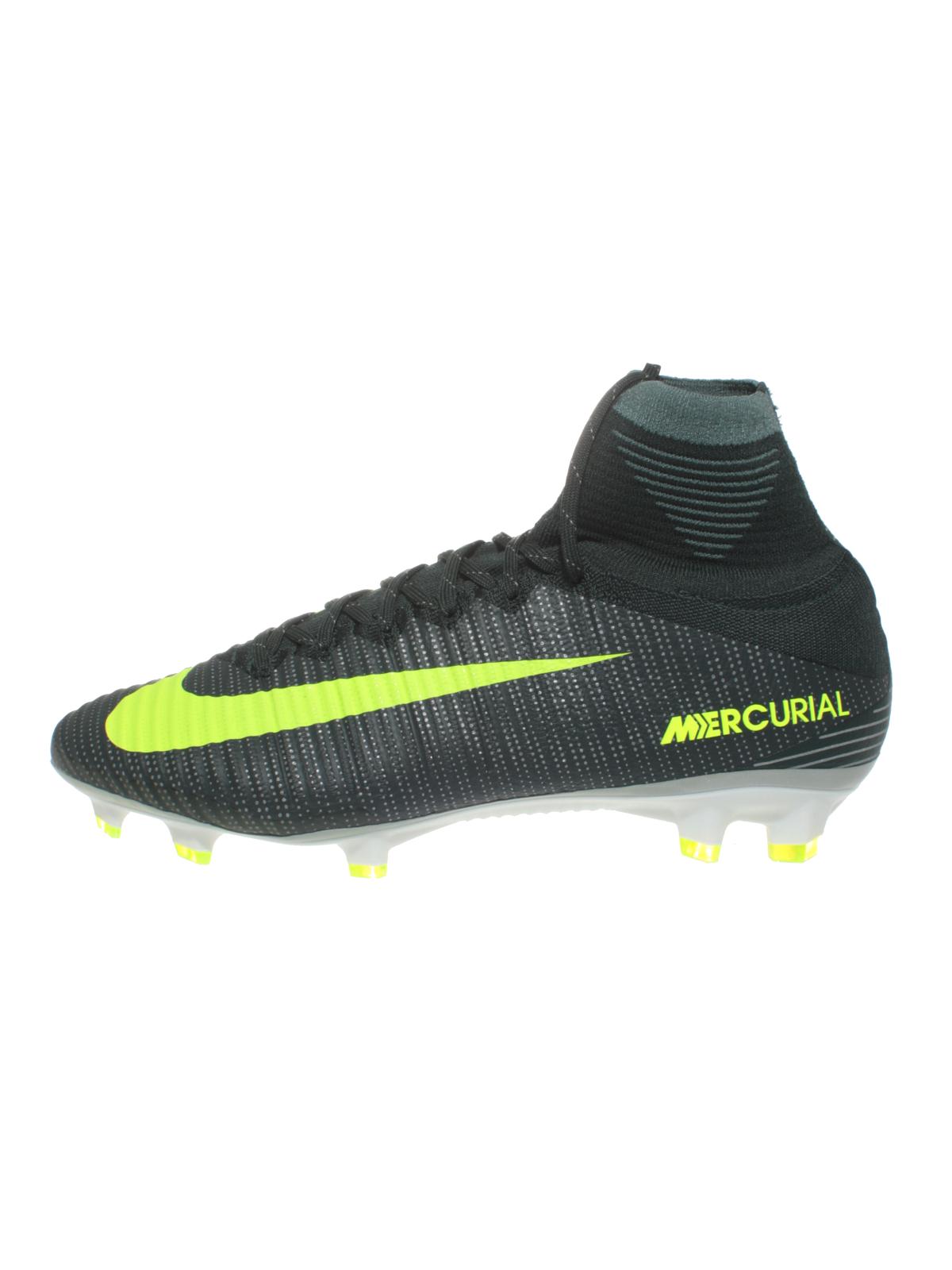 pretty nice 2e697 8e126 Nike Fußball Schuhe CR7 Mercurial Superfly FG 852511 376 Socke Fußballschuhe
