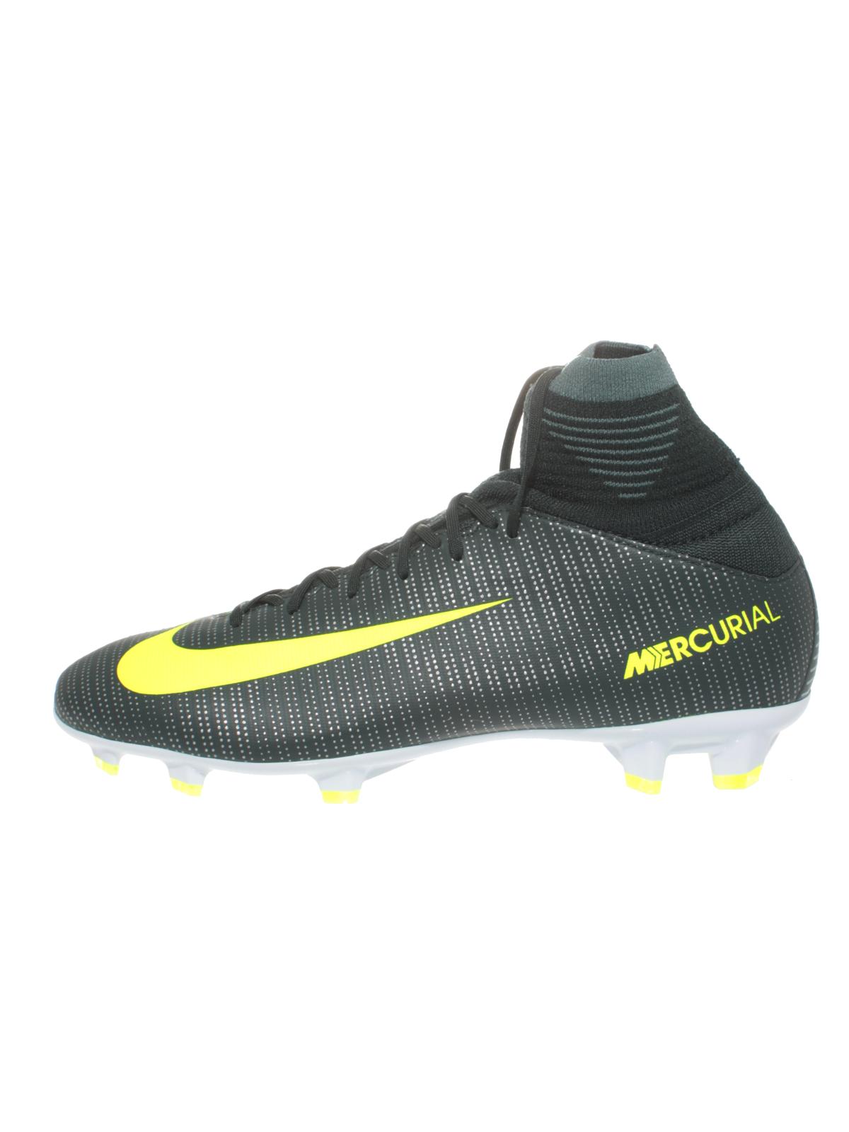 official photos dc395 bb909 Nike Kinder Fußballschuhe CR7 JR Mercurial Superfly V FG 852483  Socken-Schuh NEU