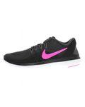 Nike Damen Sneaker-Schuhe Flex 2017 RN 898476 006 schwarz [1]