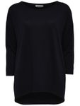 Only Damen Pullover onlElcos 4/5 Solid Top JRS NOOS [5]