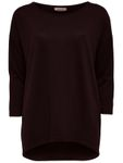 Only Damen Pullover onlElcos 4/5 Solid Top JRS NOOS [3]