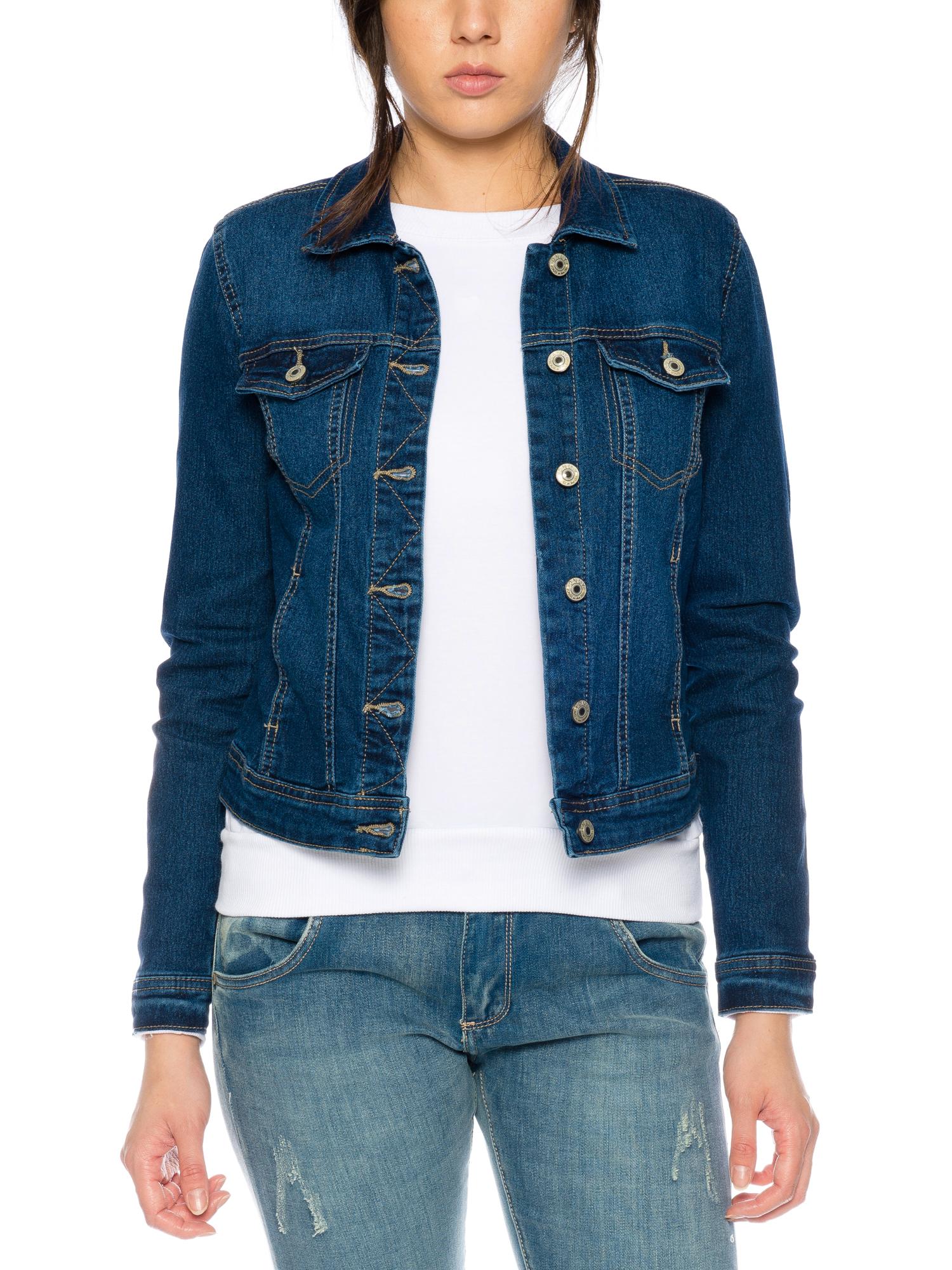 only damen jeans jacke bergangsjacke onlwesta jacket damen jacken. Black Bedroom Furniture Sets. Home Design Ideas