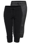 ONLY Damen Jogginghose onpLina 3/4 Sweat Hose 15108843 [1]