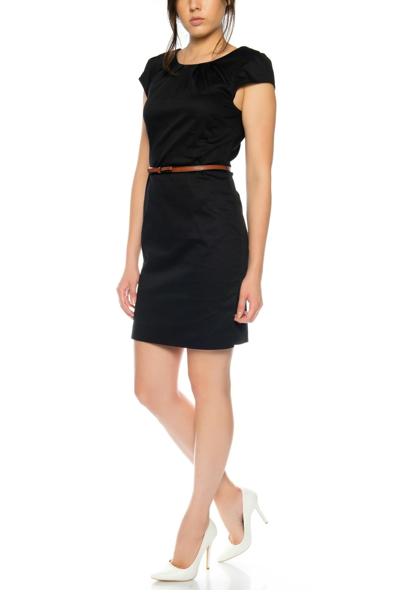 vero moda kurzes damen kleid vmkaya short dress 10136235 damen kleider. Black Bedroom Furniture Sets. Home Design Ideas