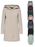 Only Damen-Woll-Mantel onlSedona Light Coat Otw 15142911 [1]