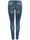 Only Damen Hose onlCoral SL Skinny Jeans SOO1772A 15143420 2