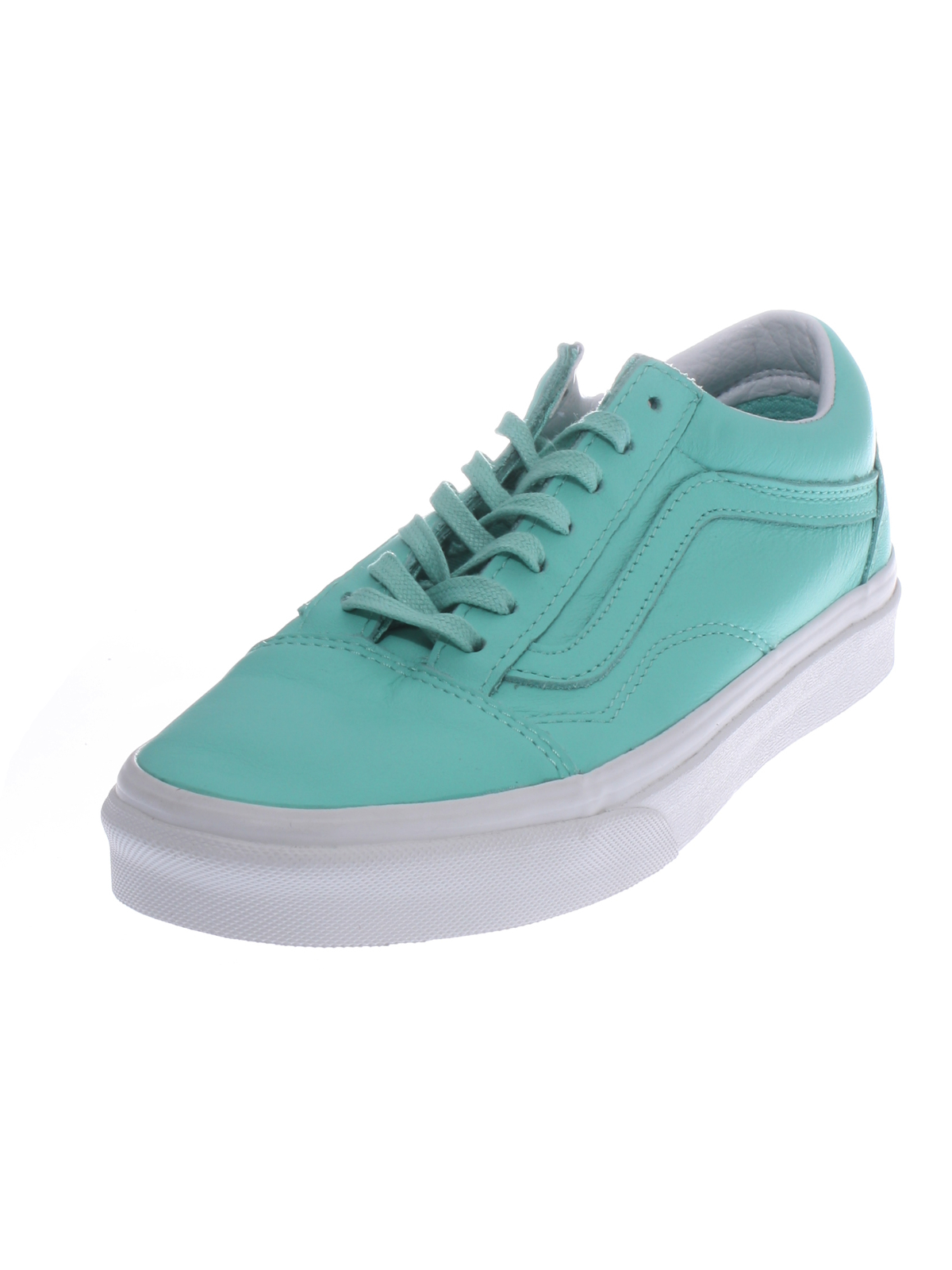 vans old skool grün damen
