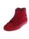 Vans Sk8-Hi Classic unisex mono true red black VTS9HEW 3