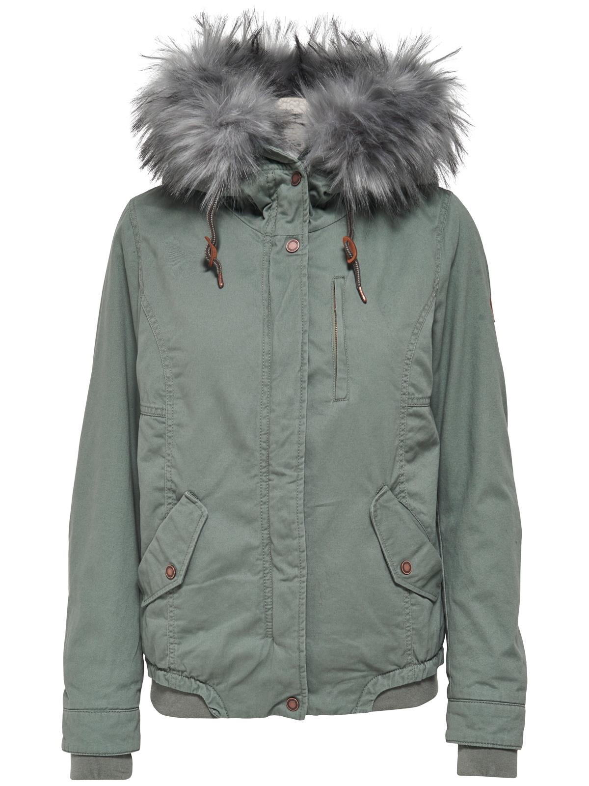 save off 237b9 80dfd Only Damen Jacke onlNova Fur Short Jacket OTW 15136932 XS-XL