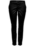 Only Damen Hose Paris Chino-Hose Pant 15133544 schwarz 001