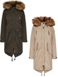 Only Damen Mantel OnlEmma Functional 2-1 Parka 15139305 XS-XL 001