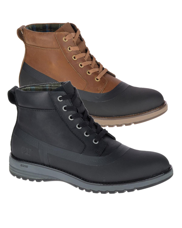 Markenqualität neueste Kollektion Ruf zuerst Caterpillar Herren AVER WP Kurzschaft Stiefel - Boots