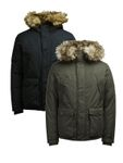 Jack & Jones Herren Winter-Jacke JorMountain Parka Jacket S-XXL 001