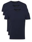 Jack & Jones Herren T-Shirt 3er Pack Basic Rundhals Tee 12058529 [1]